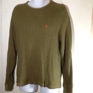 Polo Ralph Lauren | Brown Long sleeve thermal